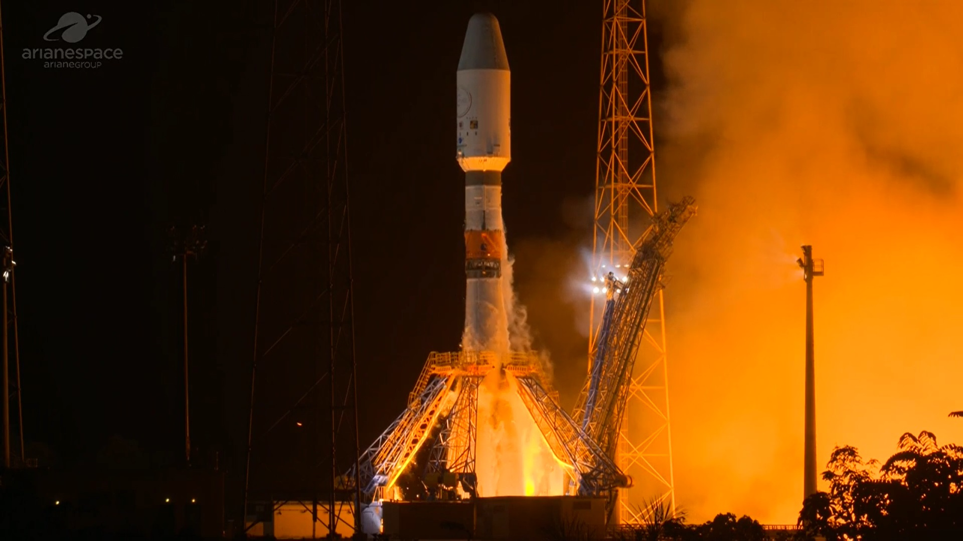 ESA launches Cheops satellite to examine distant exoplanets
