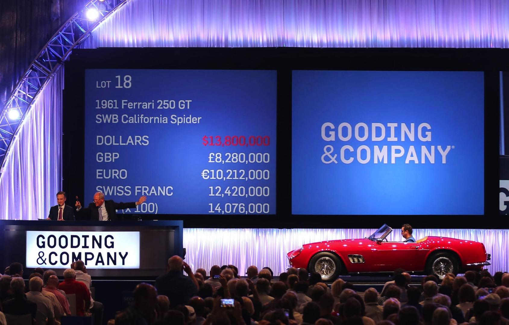 Ferrari GTS 328 Grande PVC Banner Garage Lavoro Shop Auto Show Banner