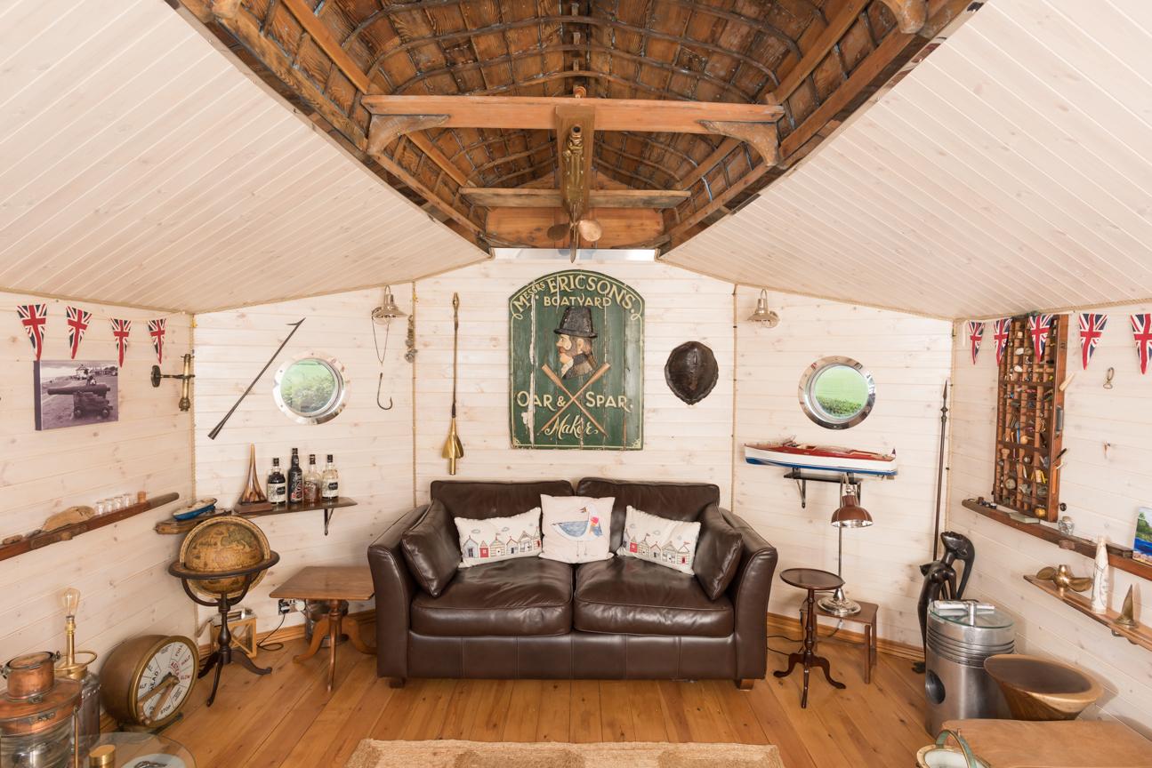 Home Man Cave Fier Subaru Owner Lives Here Signe pour garage
