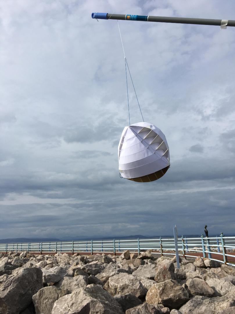 Omnidirectional urban wind turbine takes out 2018 James