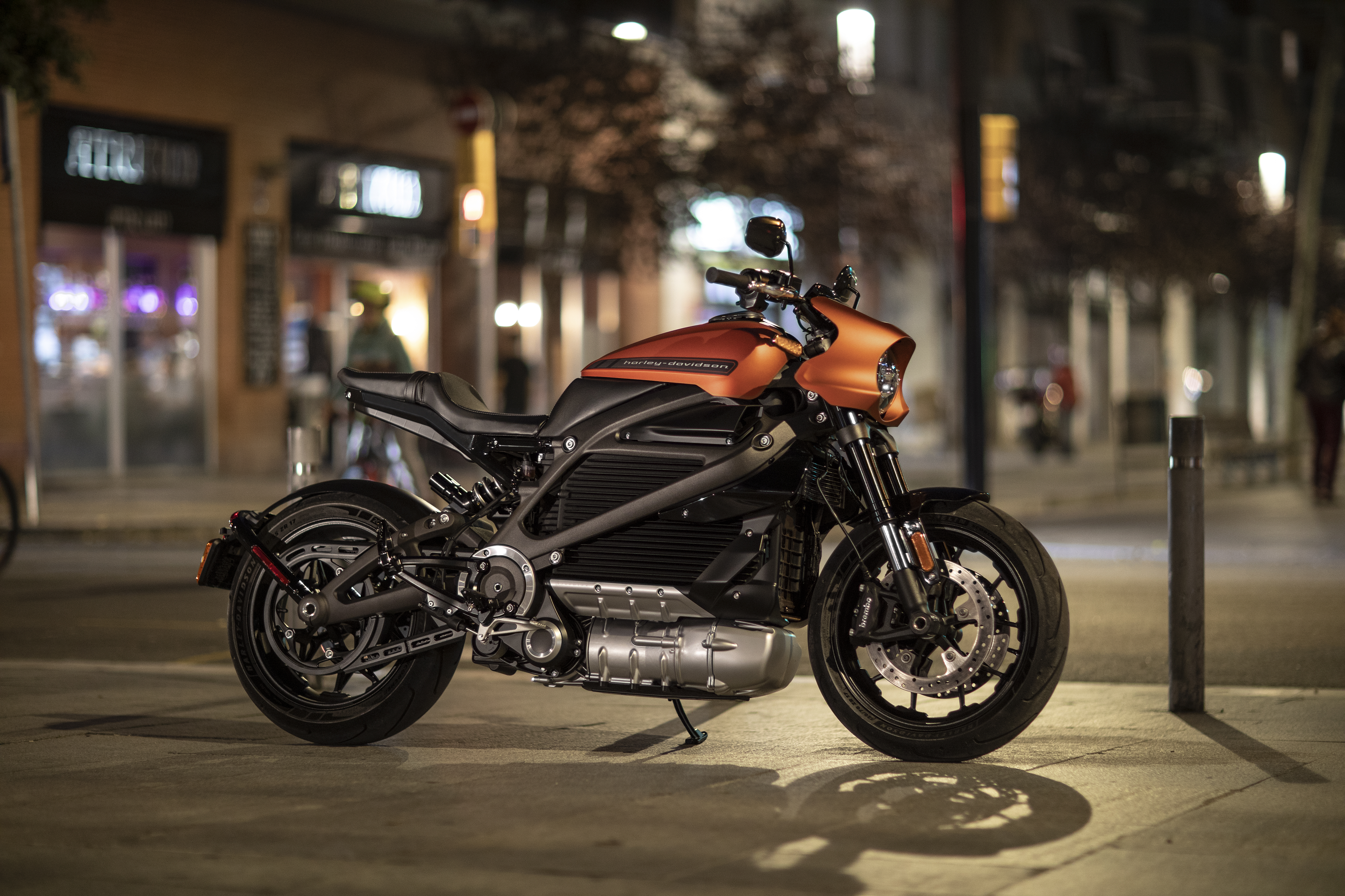 Meet Harley-Davidson's great electric hope: The production