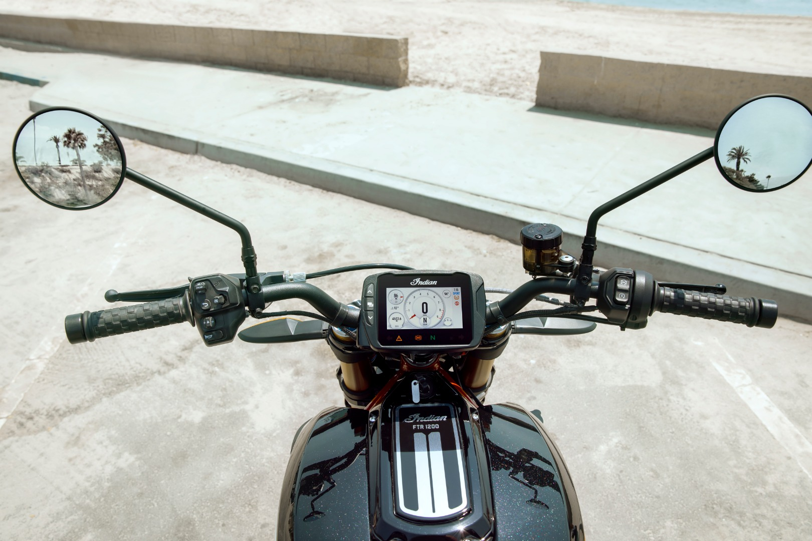 Pair Piaggio X9 Evolution 125 Adjustable Blind Spot Mirrors