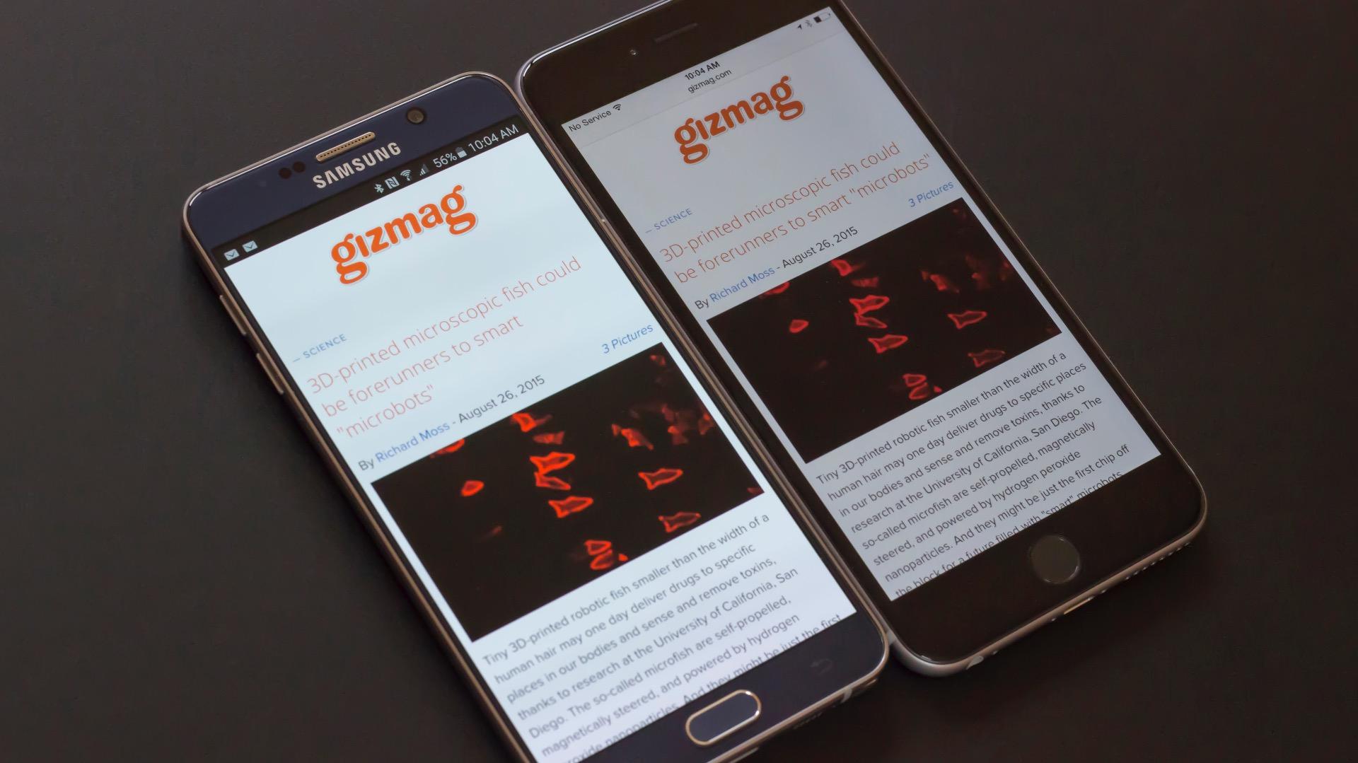 Gadget tech explained: AMOLED vs  IPS displays