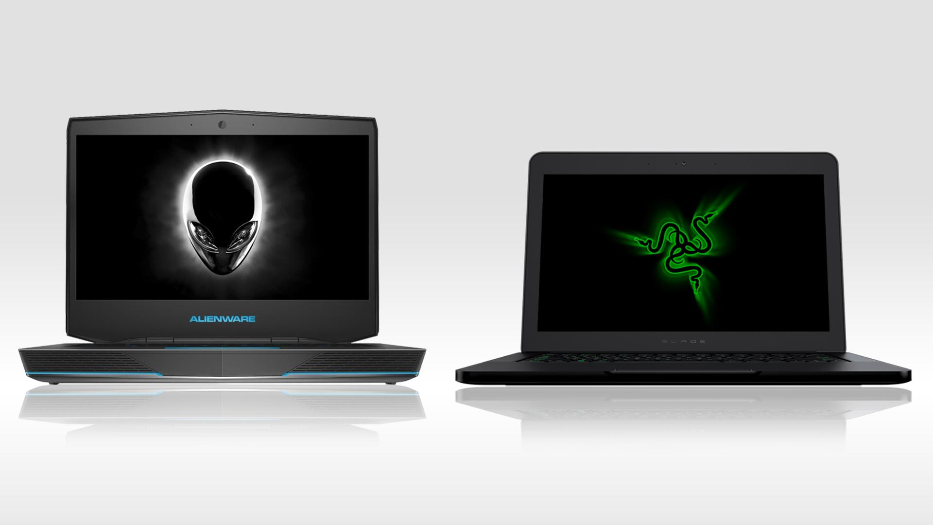 Alienware 14 vs  Razer Blade