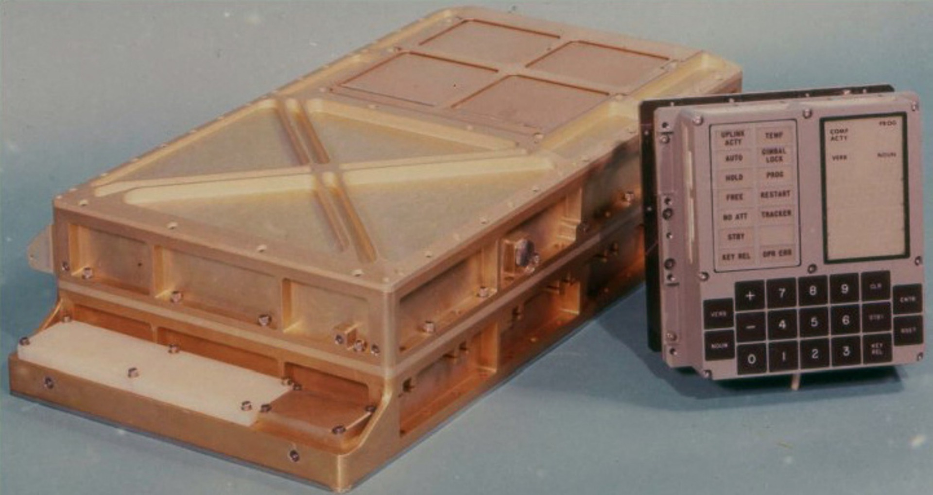 Apollo's brain: The computer that guided man to the Moon