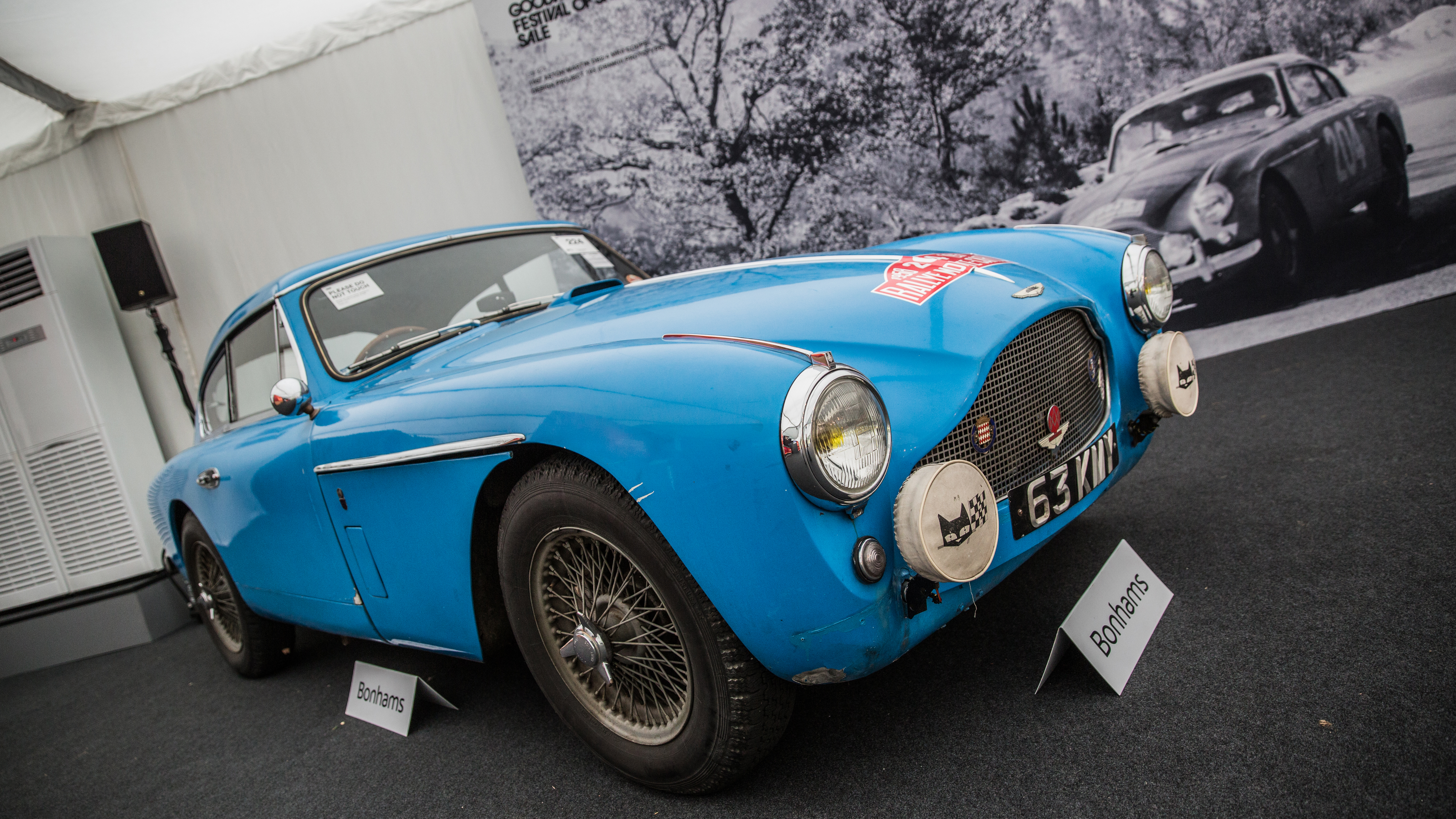 Top 20 most interesting cars at Bonhams' Festival of Speed auction