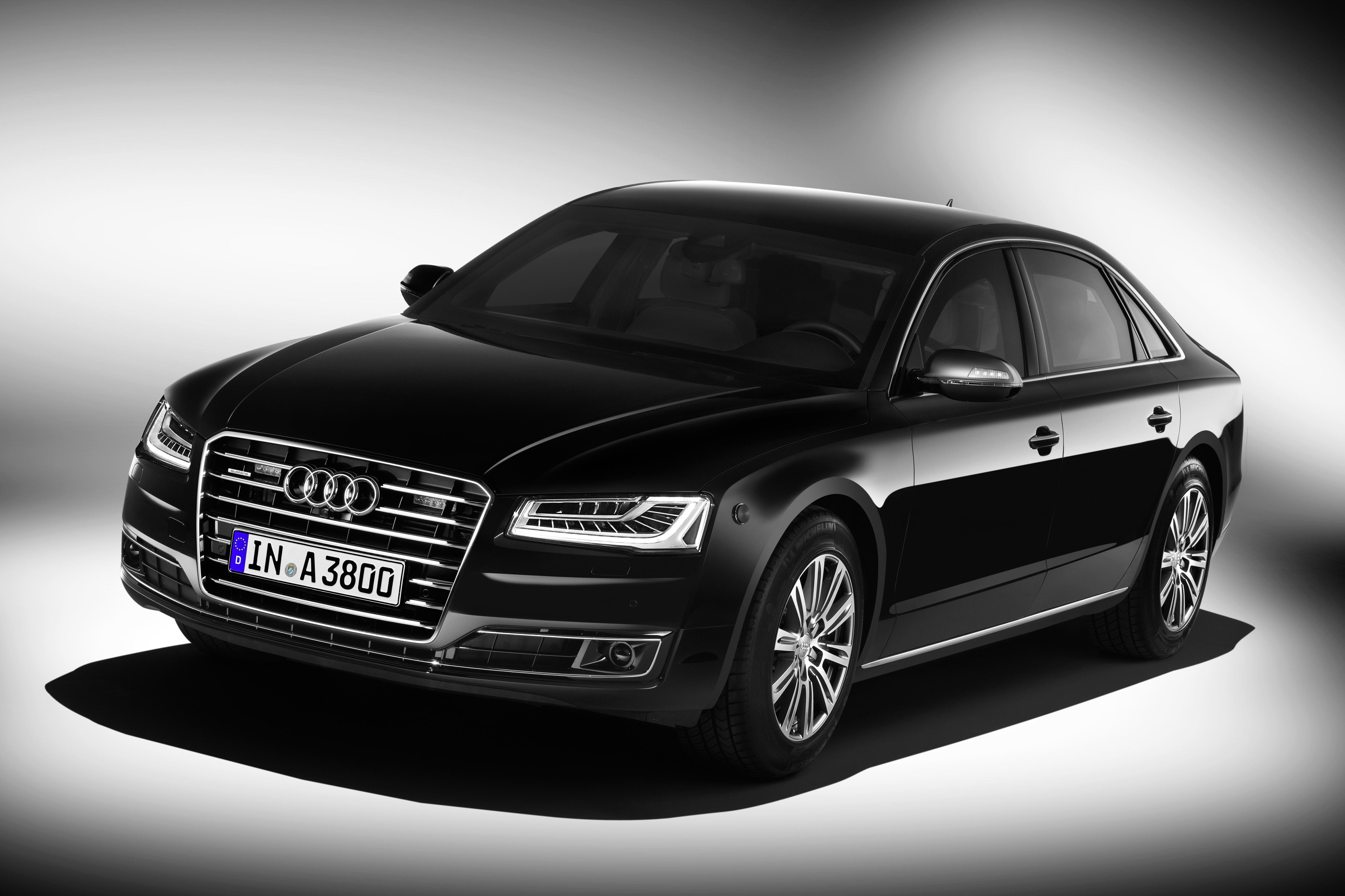 Audi A8 Lights