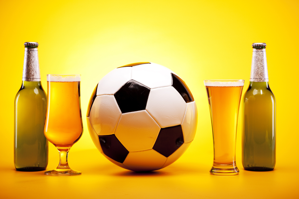 Mixing your drinks: How to reduce the dehydrating effect of consuming beer after sport