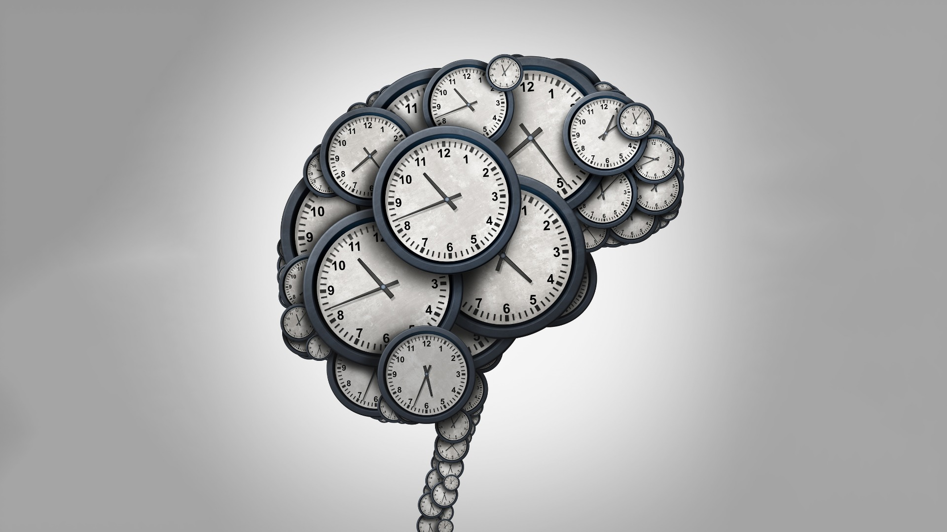 Brain aging could explain why time feels like it moves faster as we get older