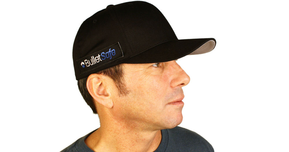 BulletSafe Bulletproof Hat offers protection with a low-key design
