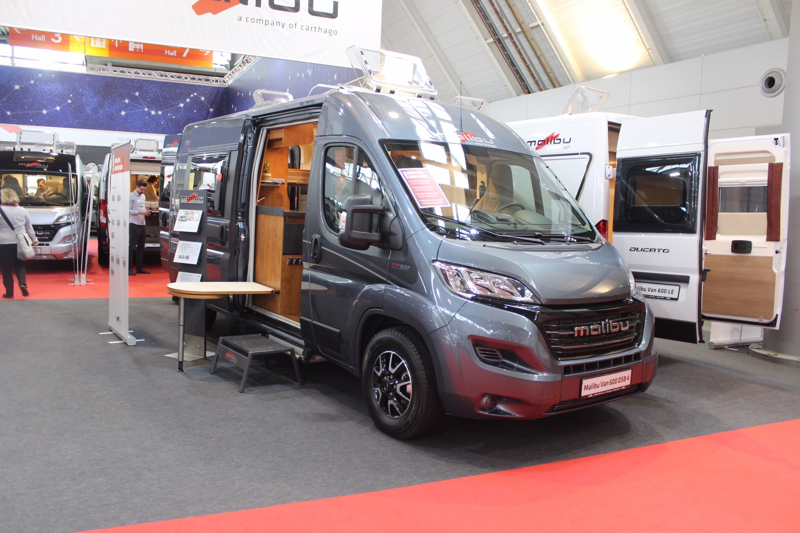 Gallery: CMT 2019's most innovative camper vans for solo adventurers up to full families