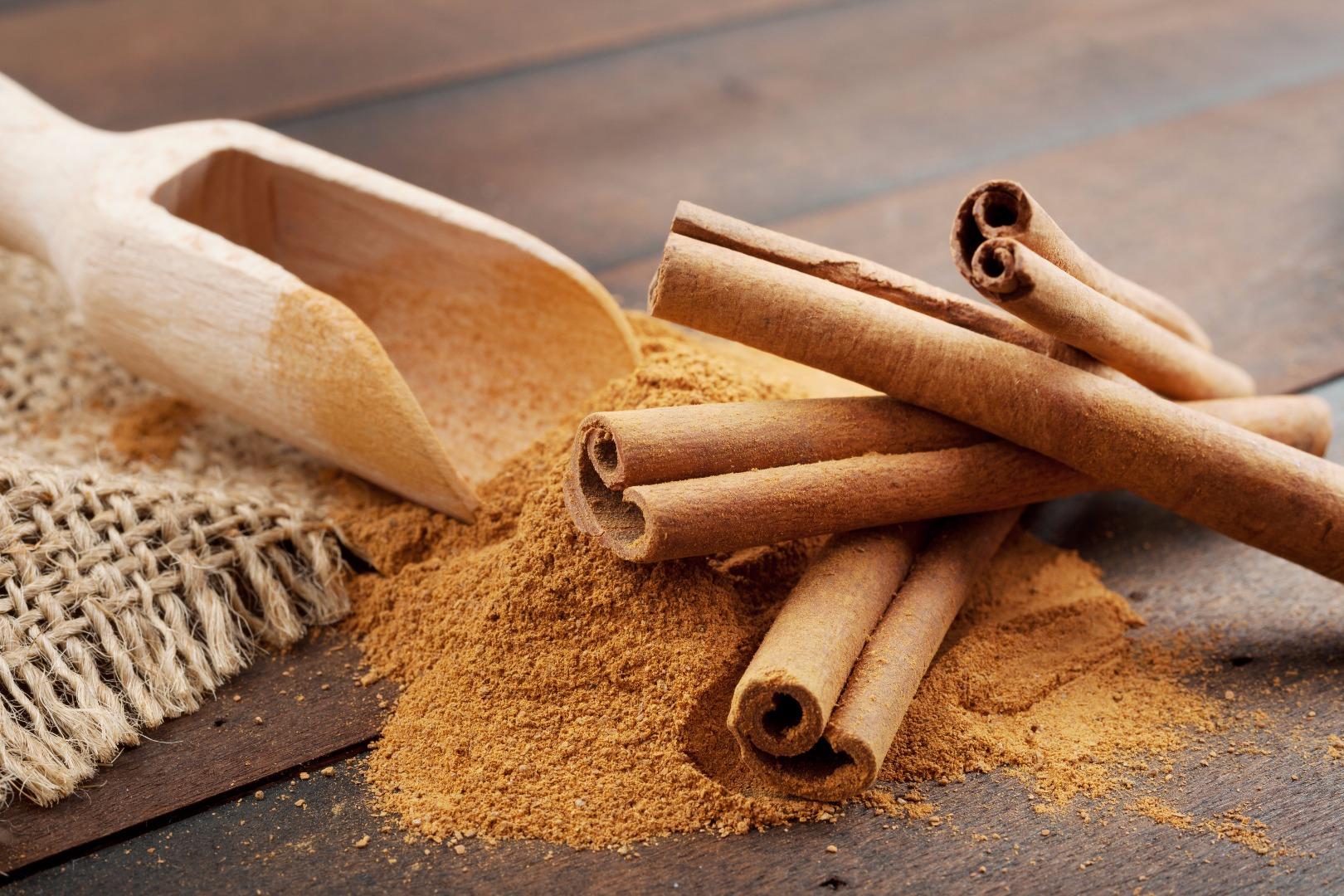 Cinnamon shown to burn fat
