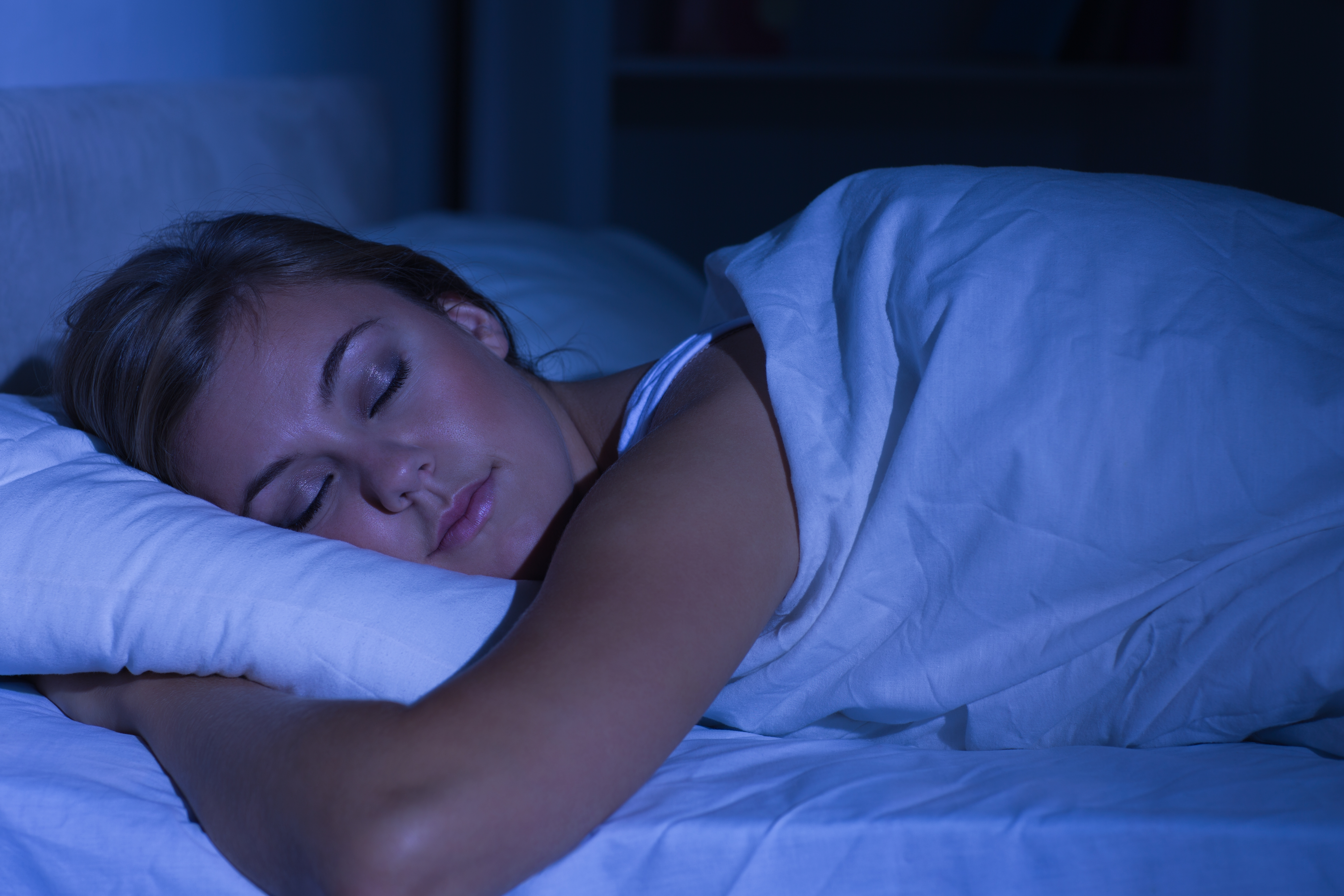 Deep sleep may be crucial in clearing toxic Alzheimer's proteins from the brain
