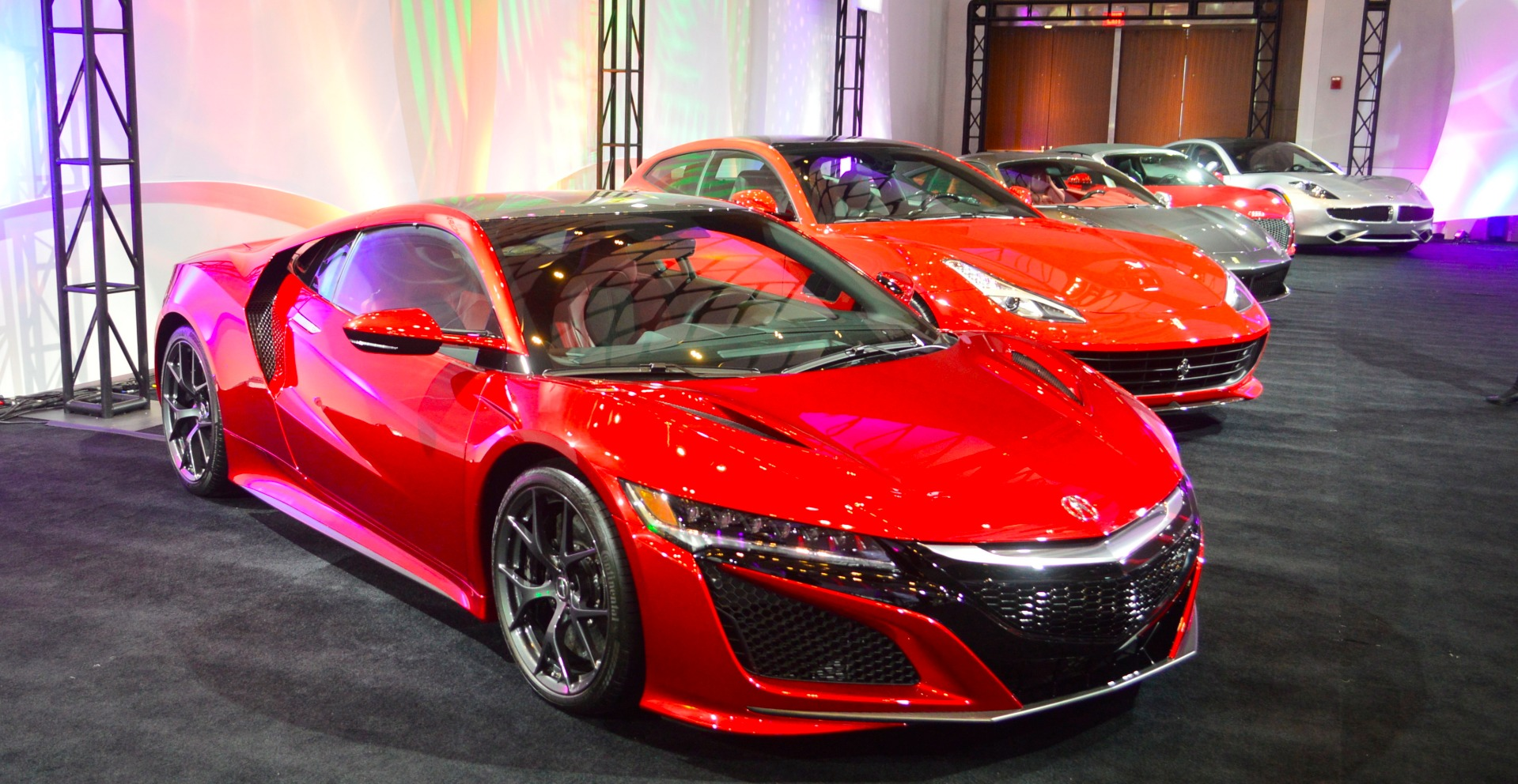Motor City madness: Cars of the 2018 Detroit auto show