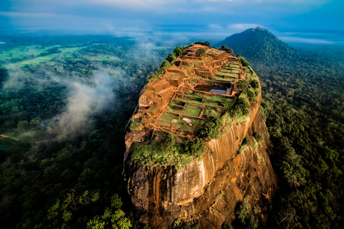 Jaw-dropping drone photos that highlight the best of the natural world