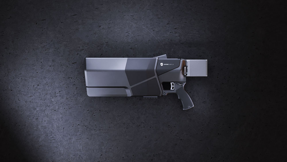 DroneShield's latest jamming gun takes down nearby targets with a single hand