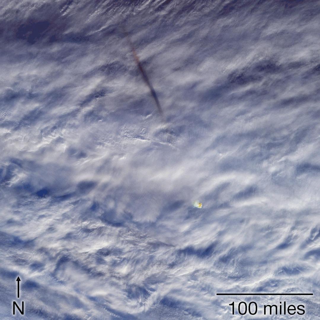 NASA satellite snaps fireball 10 times more powerful than Hiroshima bomb