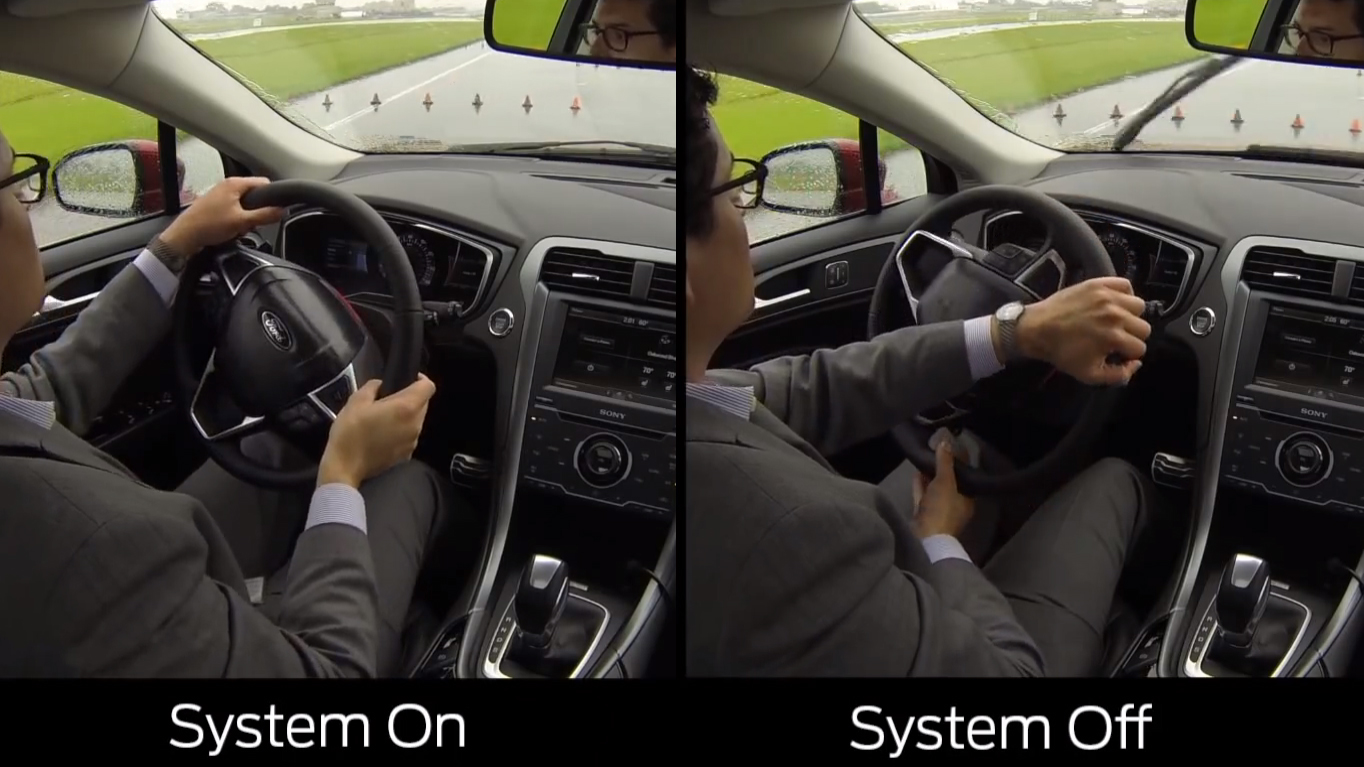 Ford to lighten the steering load with Adaptive Steering system