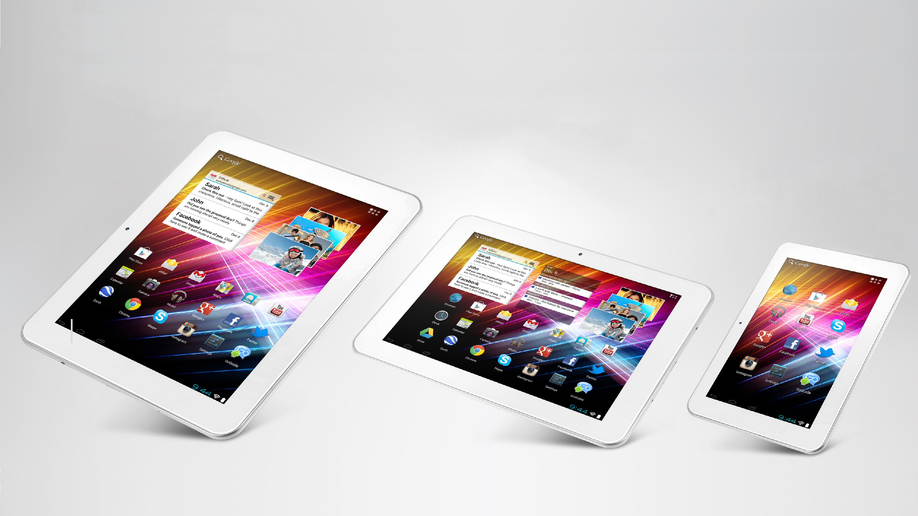 Wallet-friendly GoTab Android tablets get UK launch