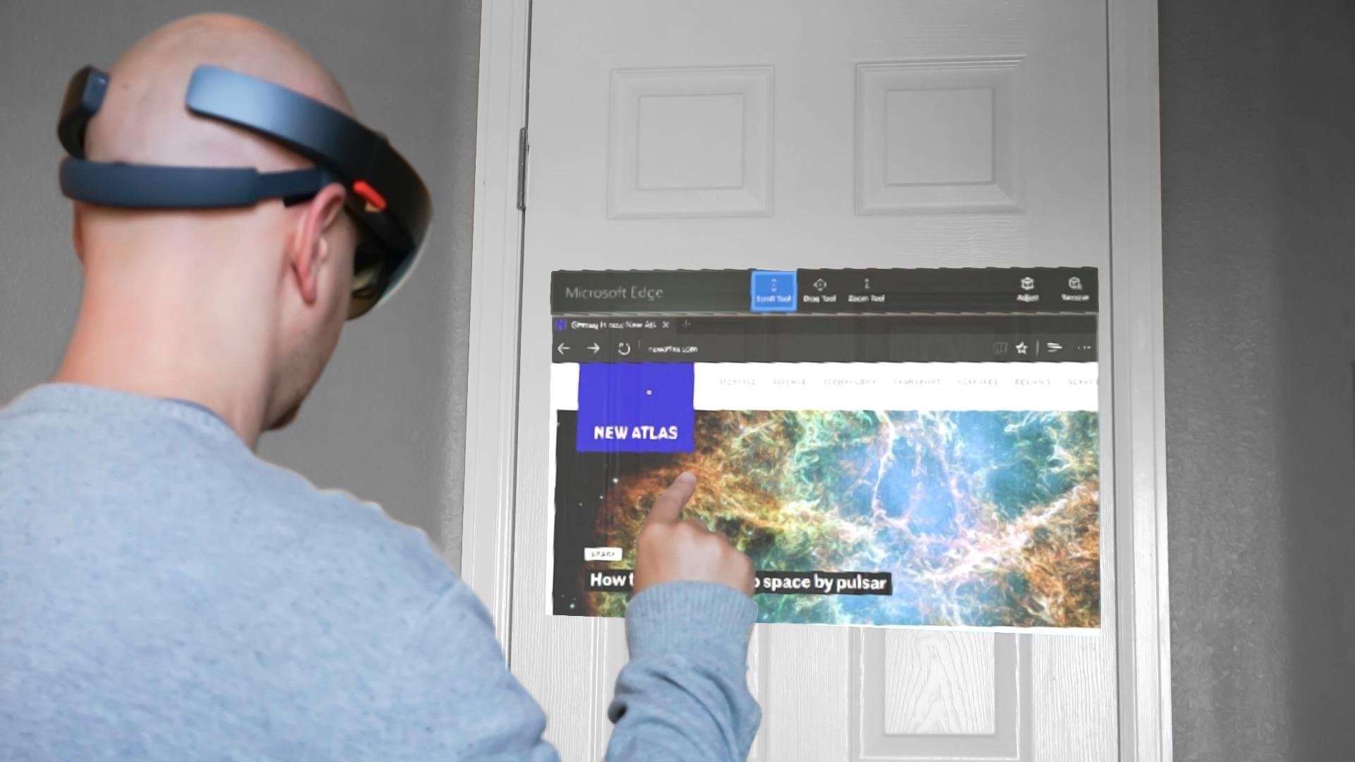 Microsoft HoloLens dev kit review: A peephole into the future