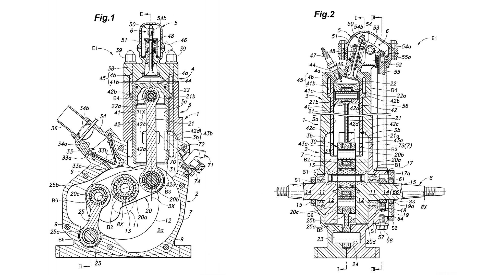 Honda files patents for brand new, fuel injected two-stroke