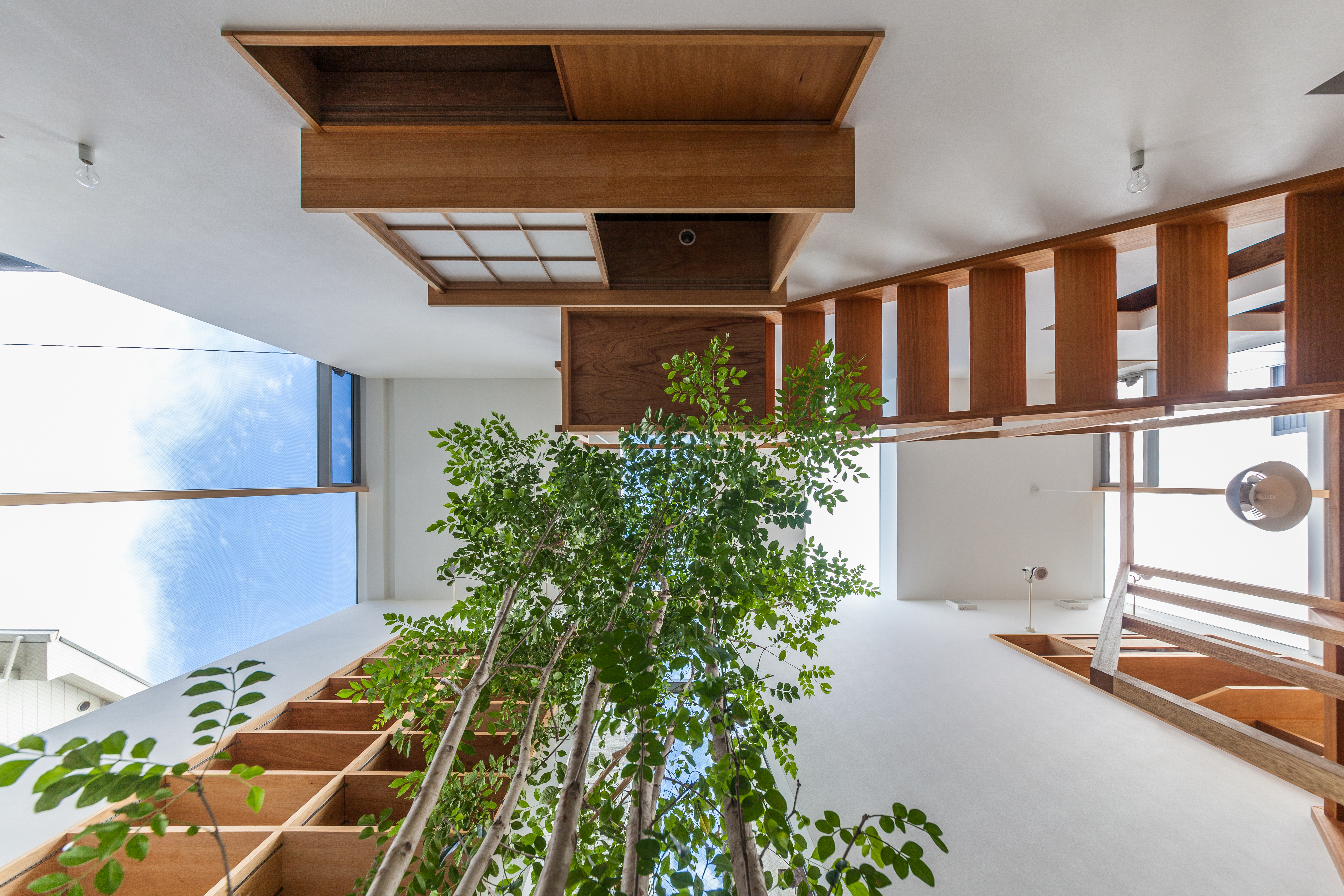 Tokyo's House in Ouji blurs the line between home and narrow city streets