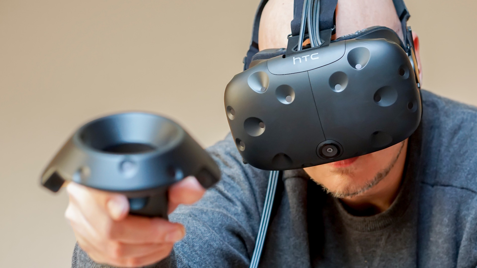 HTC Vive review: The best tracking in VR needs more great games