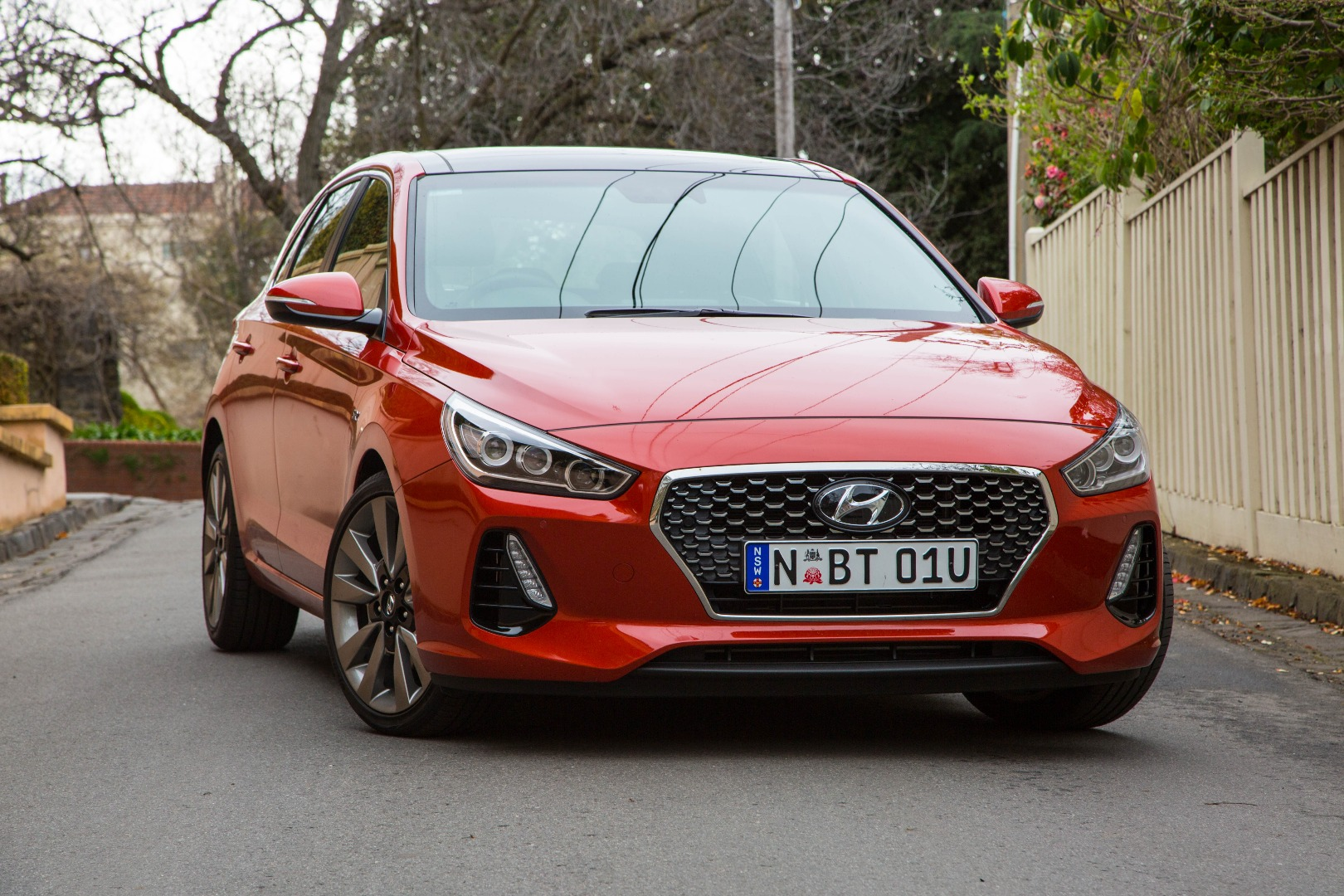 Hyundai i30 SR Premium: Warm, but in the best way