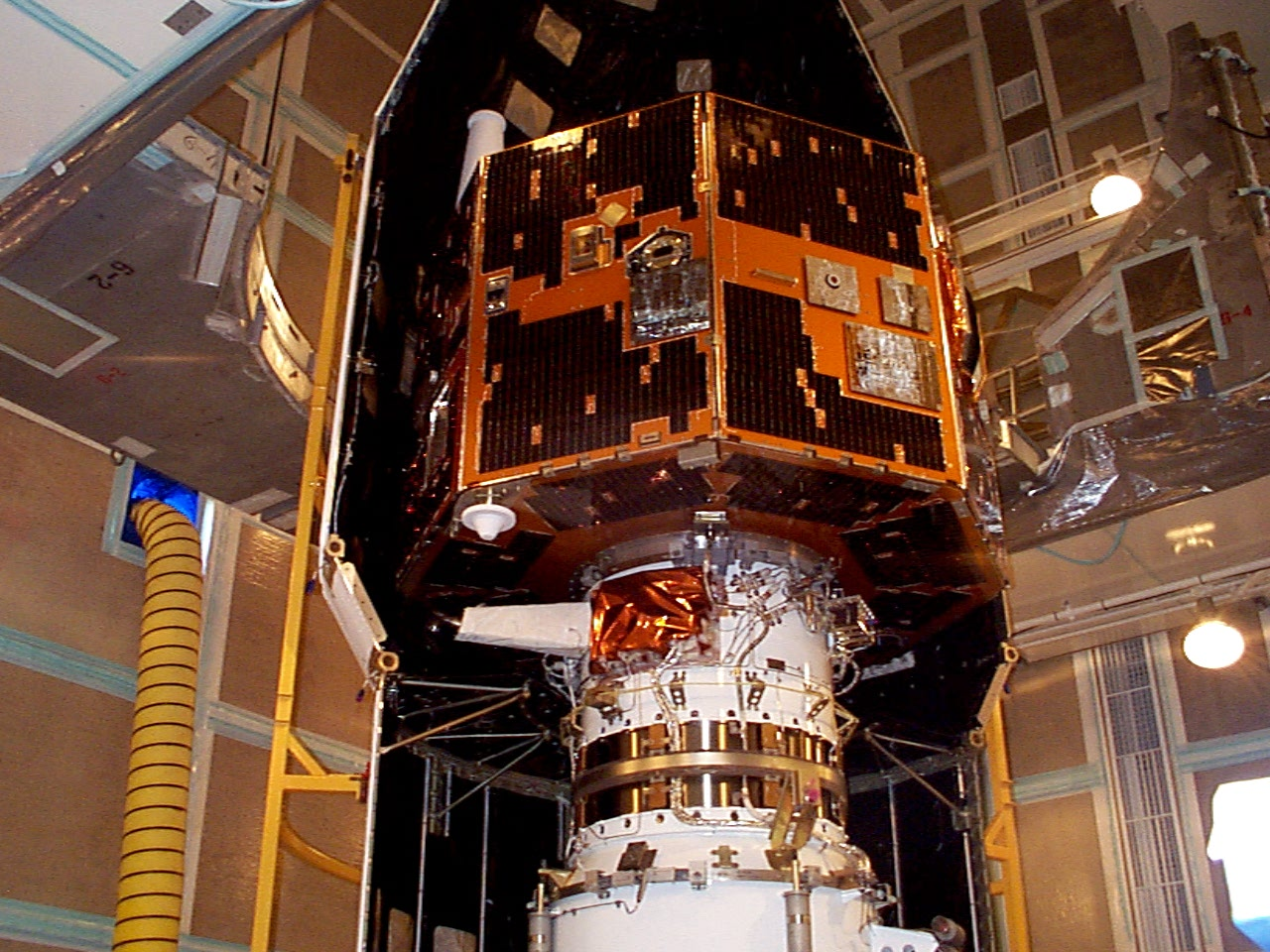 NASA to attempt recovery of lost IMAGE satellite