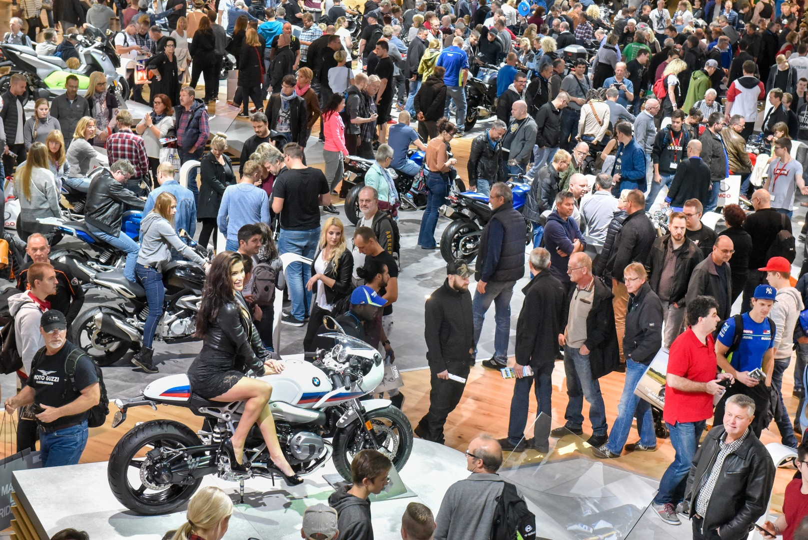 In pictures: The best of Intermot 2016