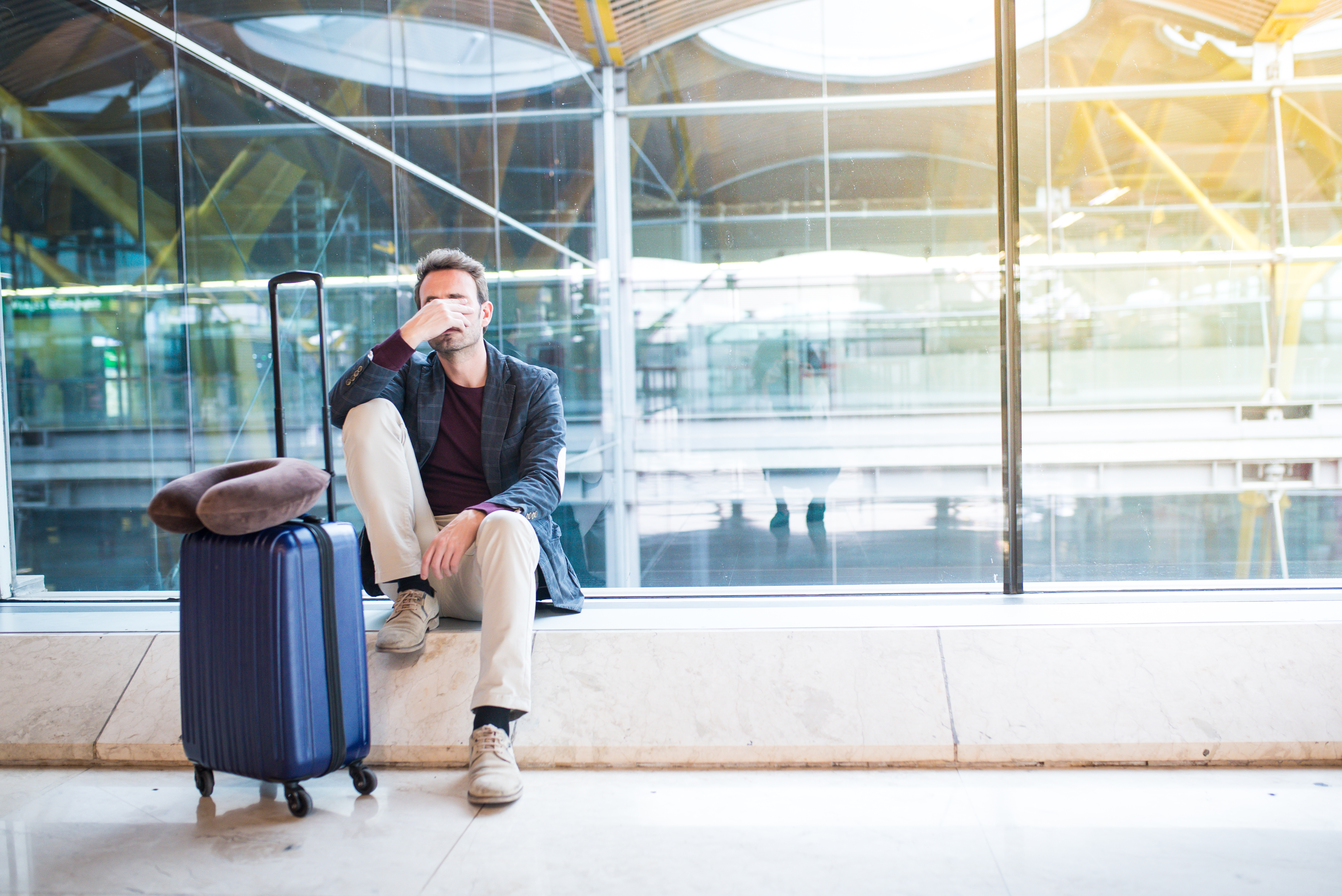 How jet lag could help put the brakes on brain disease