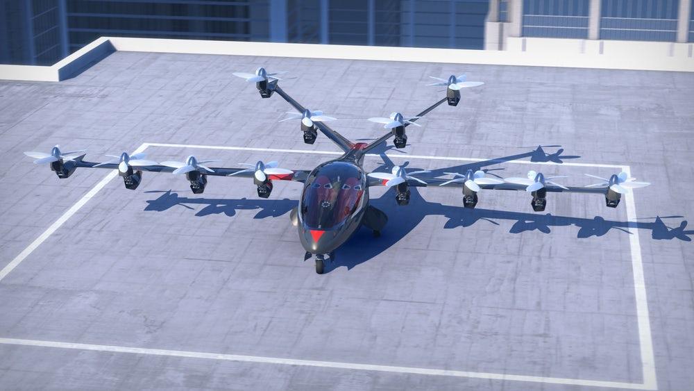 Intel leads $100 million in new funding for Joby's tilt-rotor flying taxi