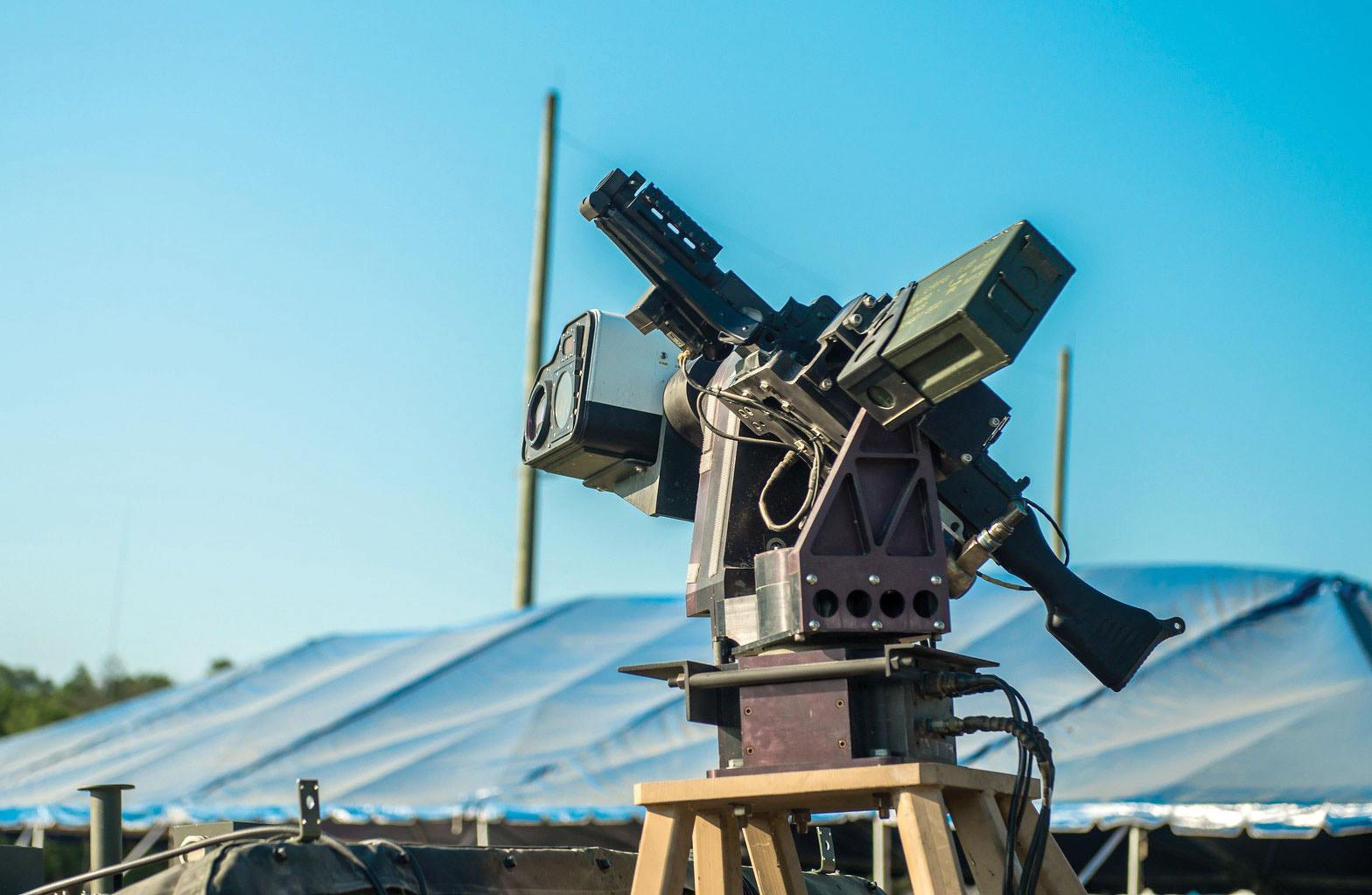 South Korea establishes research center to develop autonomous weapons