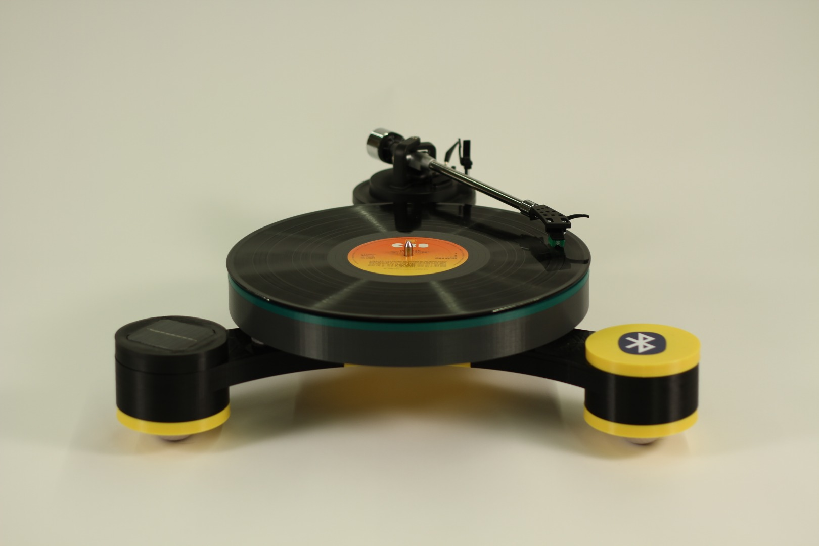 Modular Lenco-MD turntable can be 3D-printed and assembled at home