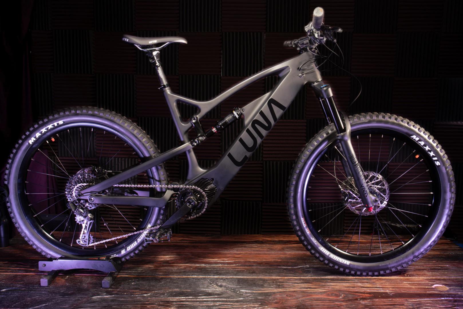 Luna unleashes its affordably insane 2000-watt X-1 Enduro ebike
