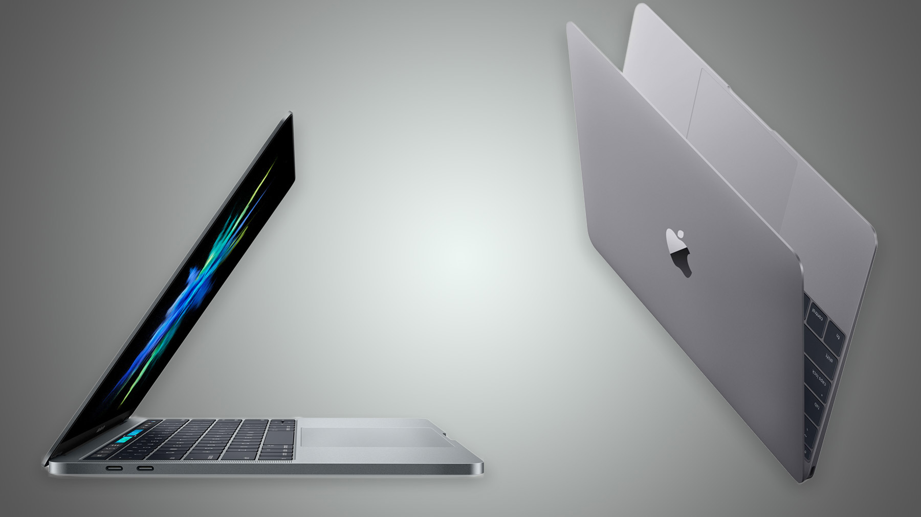 13-inch MacBook Pro vs  12-inch MacBook (2016)