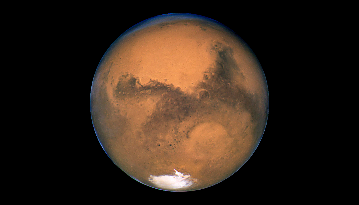 Harvard study says an inch of silica aerogel could make patches of Mars liveable