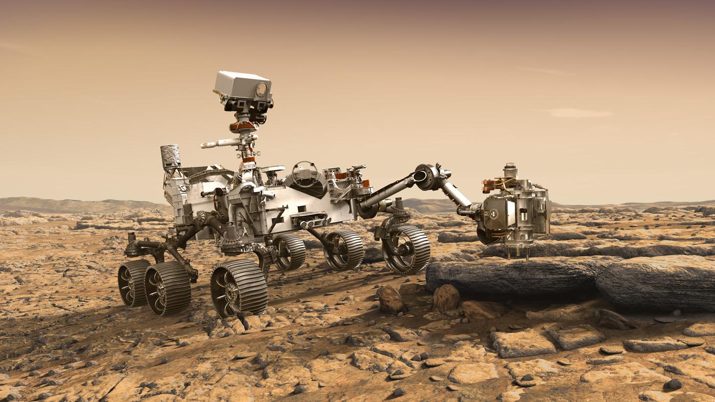 NASA unveils Mars 2020 finalist names
