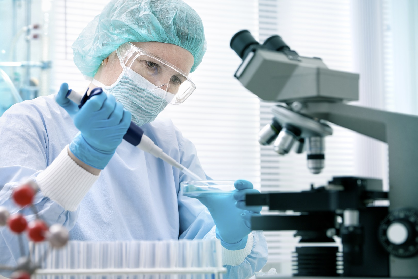First blood biomarker for multiple sclerosis discovered