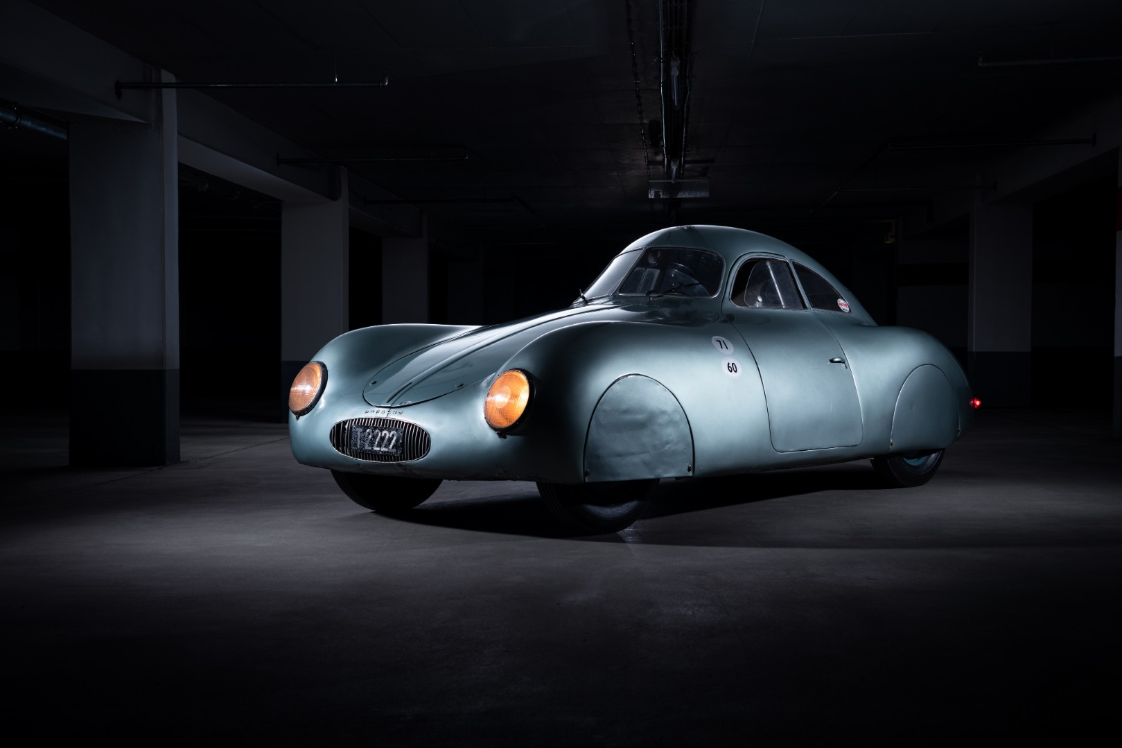 History in the making: The original Porsche heads to auction