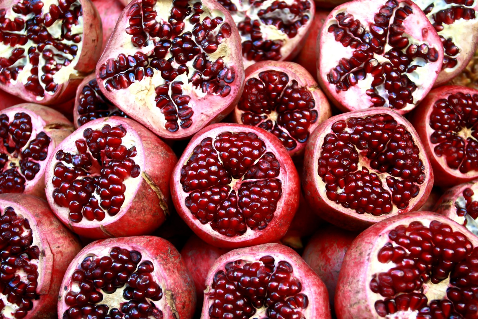 Anti-aging compound from pomegranates proves promising in human clinical trials