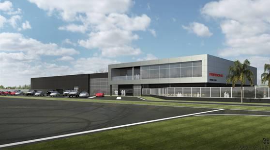 Porsche Experience Center >> Porsche S La Experience Center To Hone Both Human And Horse
