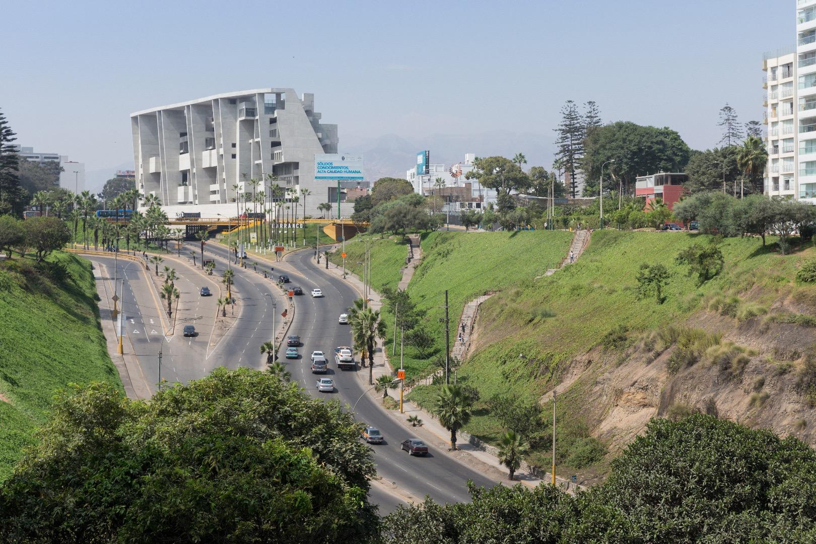 """Modern day Machu Picchu"" hailed world's best new building"