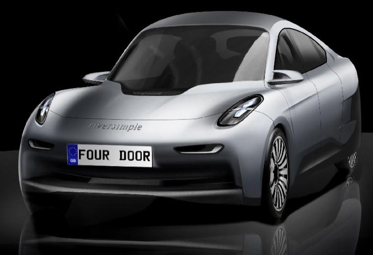 Riversimple unveils two new hydrogen car concept designs