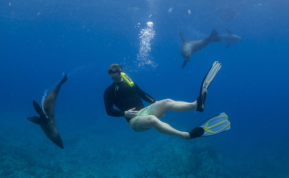 $200 Scorkl offers 10 minutes of underwater breathing