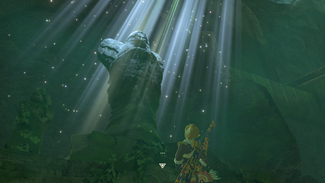 How to complete the Serpent's Jaws shrine quest in Breath of