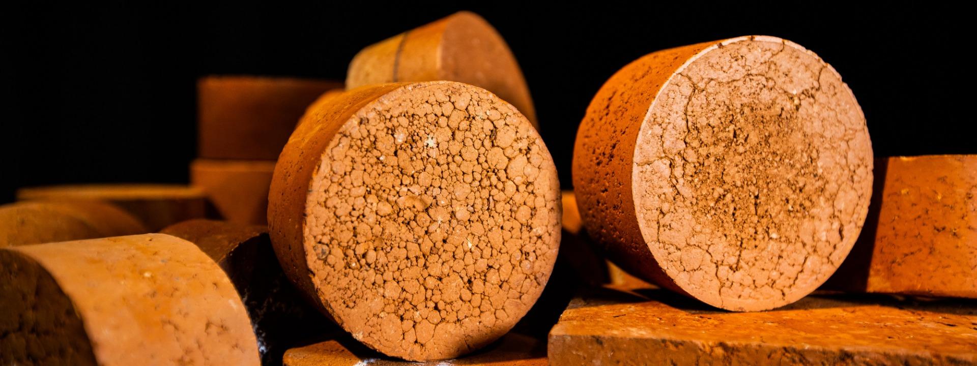 Environmentally-friendly bricks made from sewage-treatment byproduct