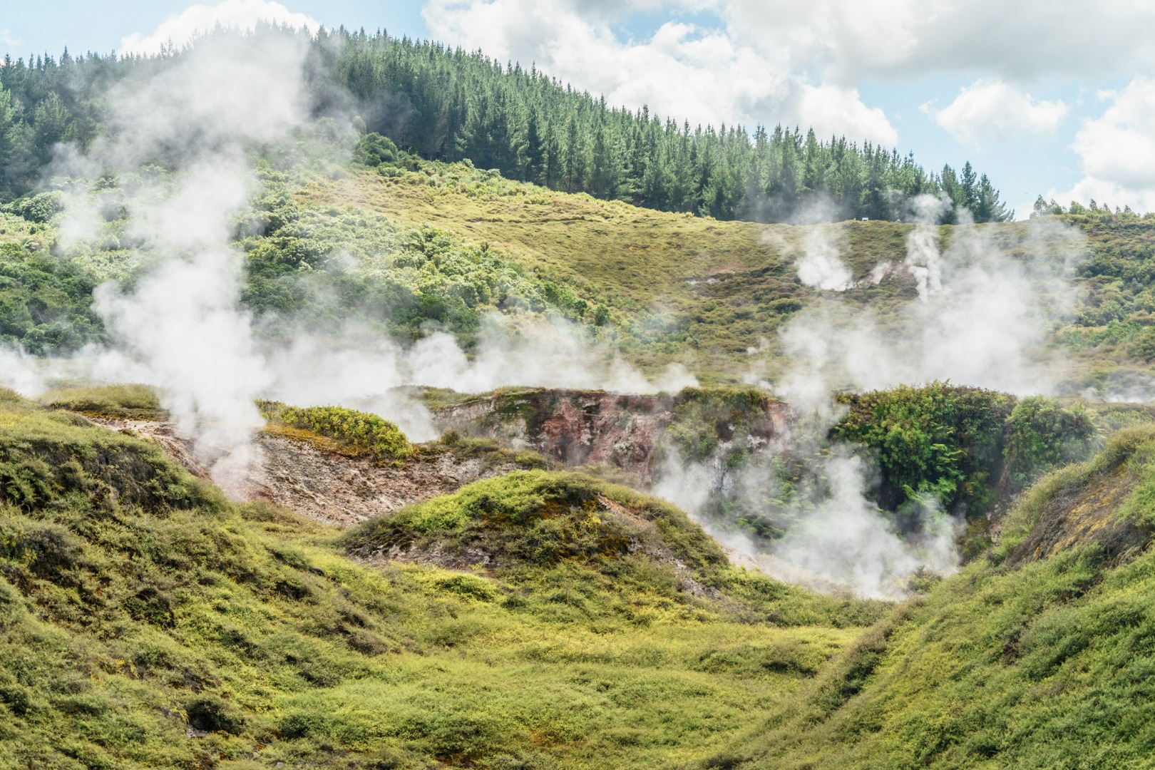 New geothermal battery directly converts heat to electricity
