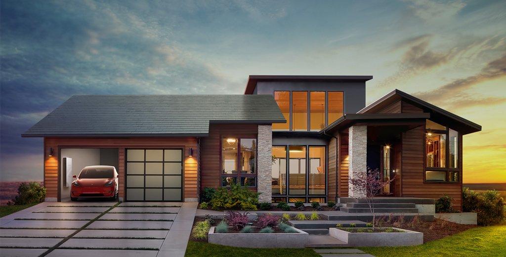 Tesla's solar roof solution hides in plain sight