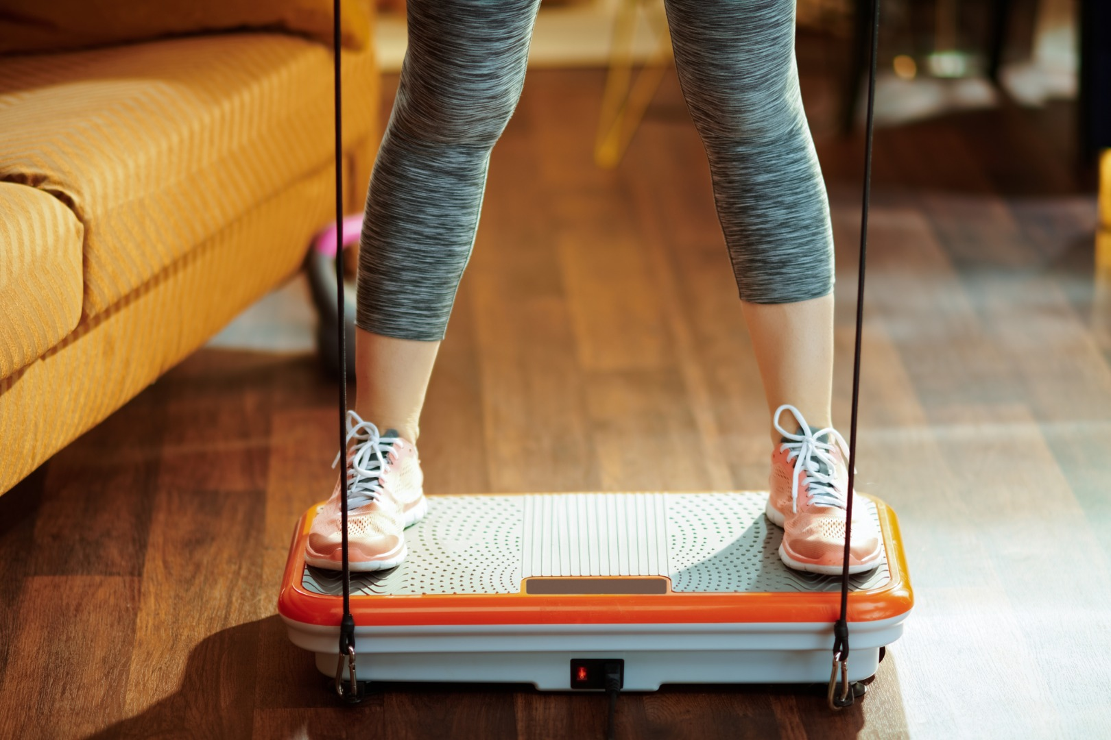 Mouse study suggests vibration therapy can reduce inflammation and improve the microbiome